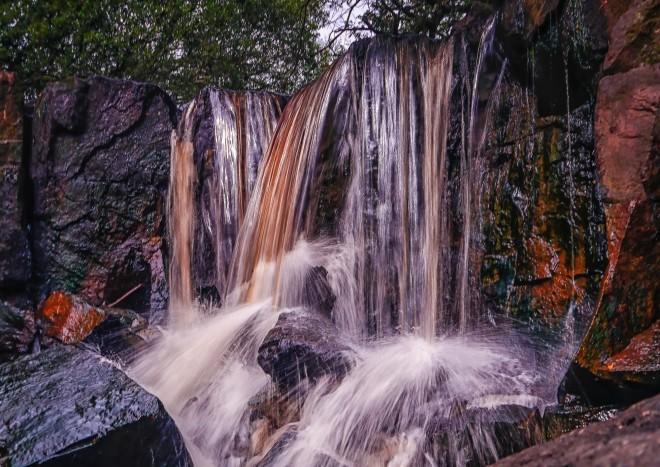 Tullydermot Falls | Irish Landscape | Pictures Of Ireland